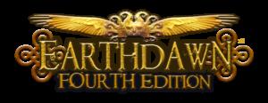 Earthdawn 4E Logo