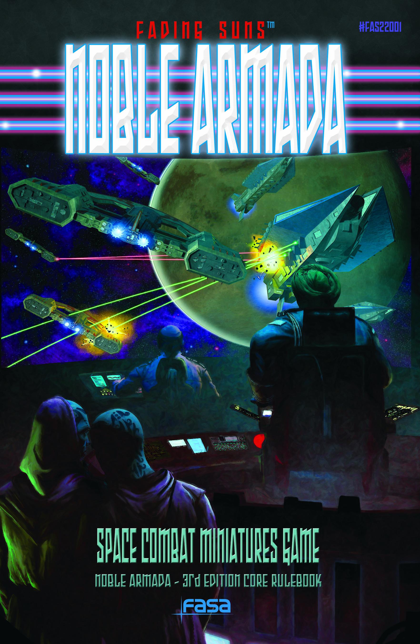 Noble Armada Pre-Order w/ Early beta PDF Access